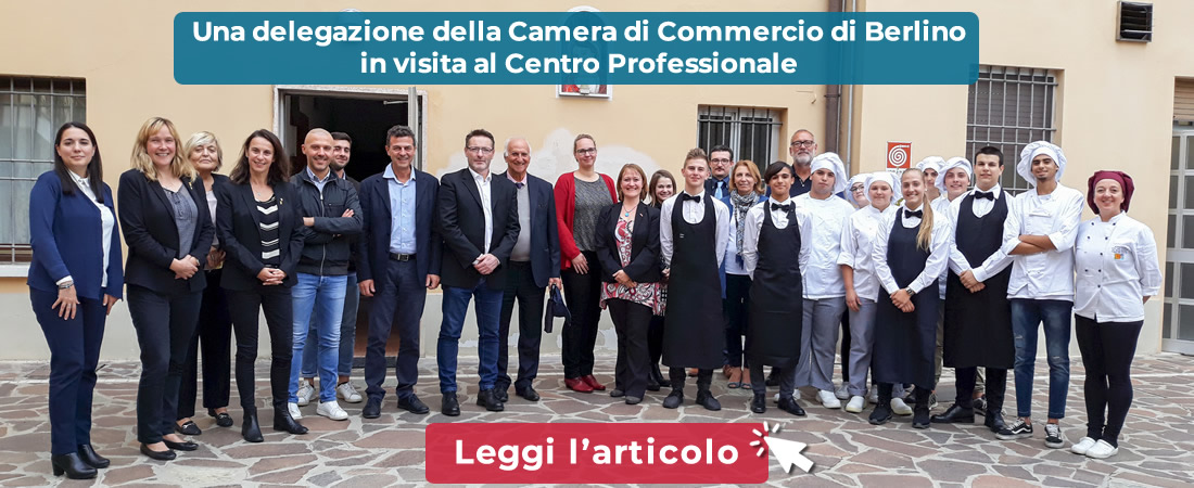 camera commercio berlino in visita alla casa del giovane